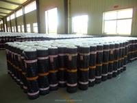 sbs polymer modified bitumen waterproofing and roofing membrane / app bitumen waterproof membrane / bitumen roofing materials