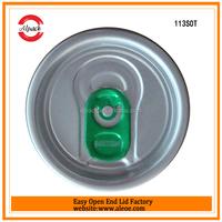 Custom ring pull fermenting beer bottle caps lid