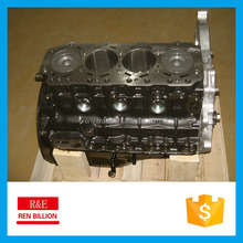 2.8T 102HP JX493ZLQ3A diesel engine cylinder block assy Euro3 standard for ISUZU