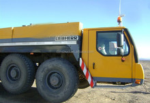 used liebherr mobile/hydraulic/truck crane 500 ton truck crane from Germany