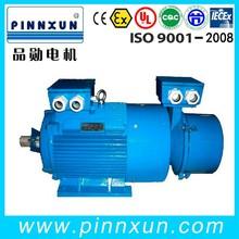 YR3 low voltage lift motor slip ring motor IP55