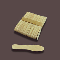 2015 hot sale wooden ice cream spoon crafts