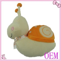 Custom Promotion Snail Plush Toy