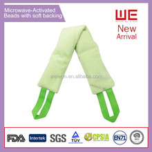 Microwaved Activated gel hot cold pack microwave neck wrap