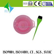 Novelties wholesale china salon hair dye bowl/hair dye 36 color for set