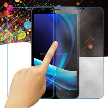creative 2.5d 9h aluminum frame glass screen protector for Sony Xperia L S36H