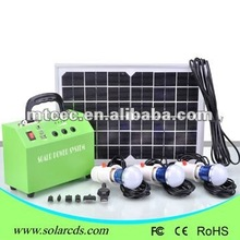 2012 HOT sales solar energy home system for lighting