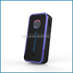 3.5mm Wireless bluetooth stereo audio music receiver for car