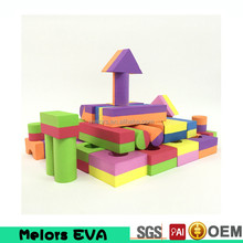 NON-TOXIC EVA Fun Foam Wonder building Blocks Soft Kids Early Learning Toy,Colorful & Safe for Children
