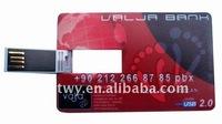 Super thin credit card usb,bank usb 2.0 card reader