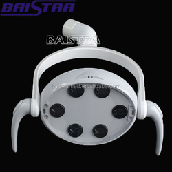 2015 Top selling dental chair use LED lamp with Switch