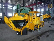 underground mucking loader tunnel haggloade loader machine