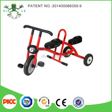 Children Tricycle with two back seats / Baby Tricycle / Three Wheel pedal car
