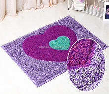 2015 new product fashion PVC coil mat,pvc coil door mat,pvc coil floor mat