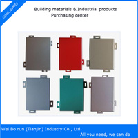 Best quality exterior insulated aluminum panel aluminum single panel aluminum composite panel