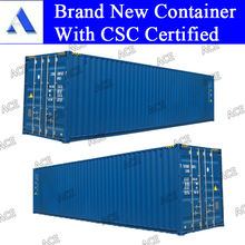 Brand new 40 feet high cube container with BV ABS GL CCS