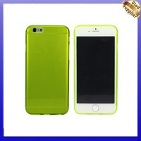 excellent silicone decorate cell phone case for new apple iphone 6