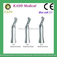 KASO 20:1 Contra Angle Handpiece/ Dental Implant Handpiece/ Surgical Handpiece