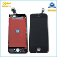 Hot selling new product accept paypal for iphone 5c lcd with touch digitizer