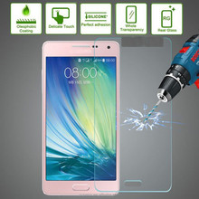 Easy Clear Tempered Glass Screen Protector For Samsung GALAXY A3 SM-A300FU
