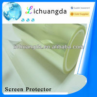 anti-glare screen protector roll for iphone4 screen protector