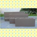 jardineros en madrid fibra de vidrio, cerámica, GRC, cemento