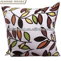Polyester Banner Printing Chandeliers Ceiling Textile Linnet Cushion