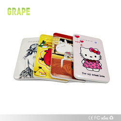 lovely customized cute cartoon power banks for girl friends