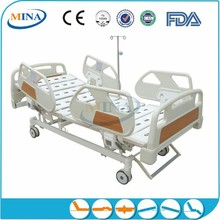 MINA-EB3102 vertical travelling full medical treatment beds