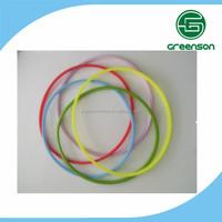 China supplier supply silicone food seal o-rings/ custom pulseras de silicona,arandelas de goma