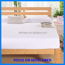 Hotel fitted sheet/ Fitted bed sheet