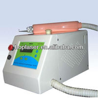 Medical Q Switch Nd Yag Laser Tattoo,Dispel Age Spot and Melanin Removal Apparatus V8