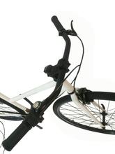 Belt carbon bike single bike