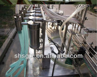 SG--automatic small doses 100-1000ml Olive oil,cooking oil filling and capping machine,production line