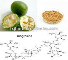 factory sell natural lo han guo extract luo han guo extract monk fruit extract mogroside v