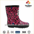 yl7166 atacado moda infantil botas de plataforma