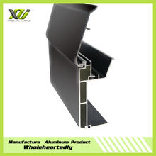 Design weight of aluminum light box section profile