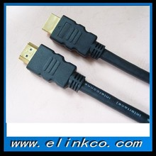 High quality hdmi cable 1.4v gold support 3D 2160P 4K*2K