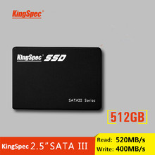 KingSepc Stock Products Status and Server Application ssd 512gb