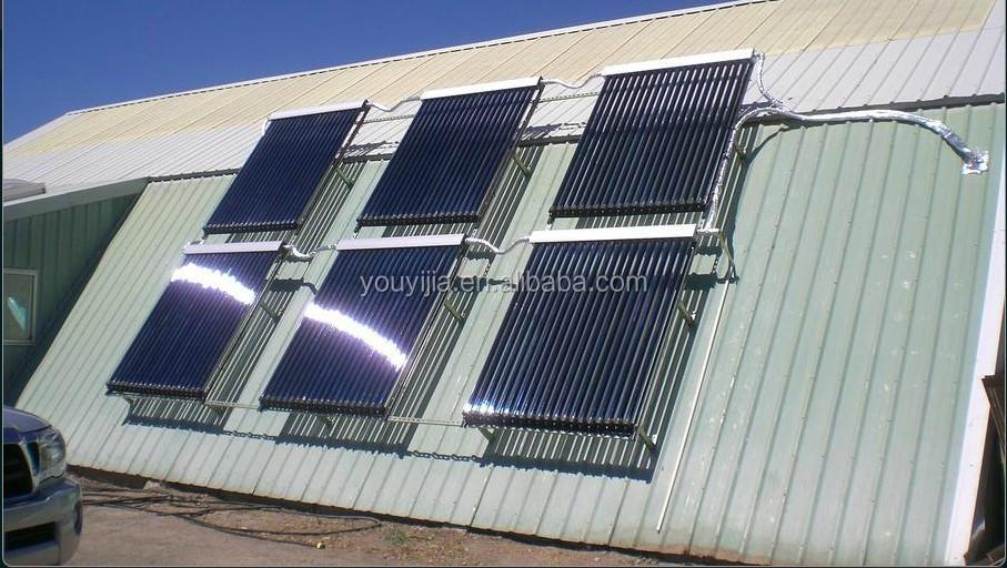 Solar hot water system in Brazil in 2011.jpg