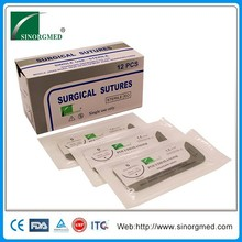 Surgical Skin Care Health Medical PDO Thread with Needle
