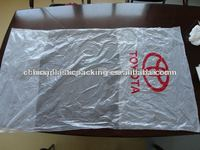 250 piece auto disposable car seat cover with customer logo print