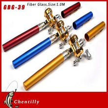 Chentilly02 GBG-39 cheap price mini fishing rod of pen style wholesale