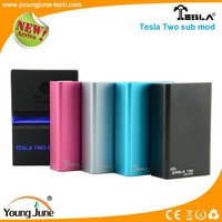 China suppliers Original Tesla mini sub mod TESLA TWO sub box mod kit