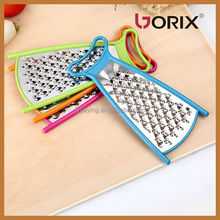 Many Color Options Household Stainless Steel Carrot Grater