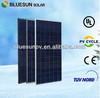 Bluesun IP65 TUV ISO CE certificate 1kw solar panel for home solar system use