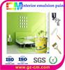 Acrylic emulsion paint,acrylic latex paint,waterproof emulsion paint