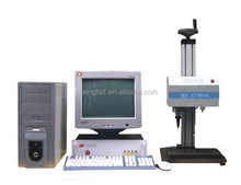 Factory price high quality plain pneumatic marking machine/desktop computer pneumatic marking machine
