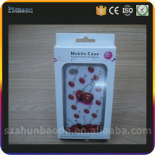Alibaba china wholesale mobile phone accessories packaging ,plastic packaging box for phone case