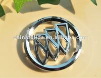 Engrave 3D branded car names and logos car emblem With Sticky